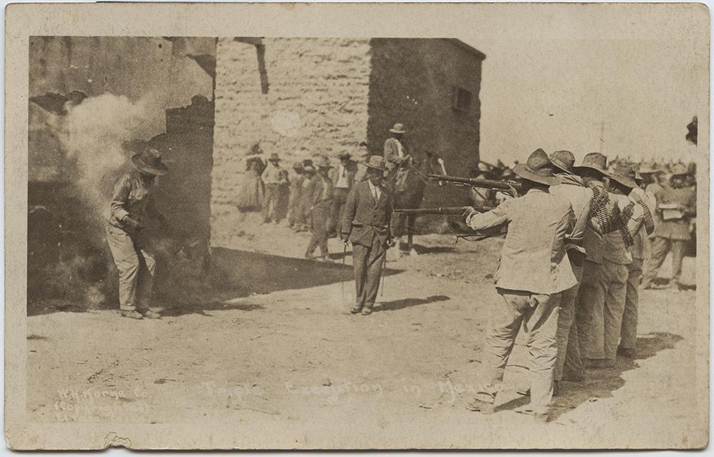 execution photo
