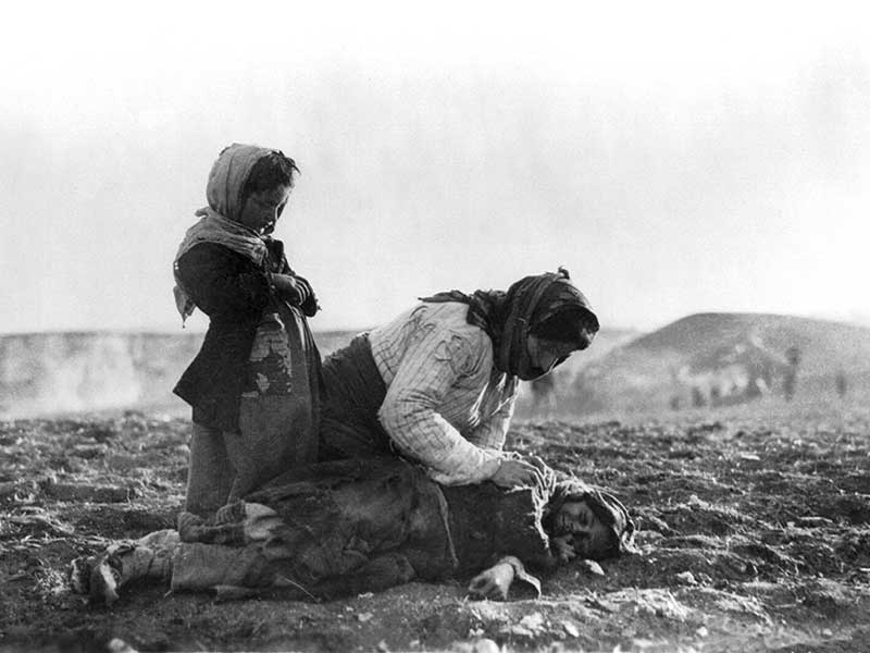 Folkrättsbrott - Armeniska folkmordet