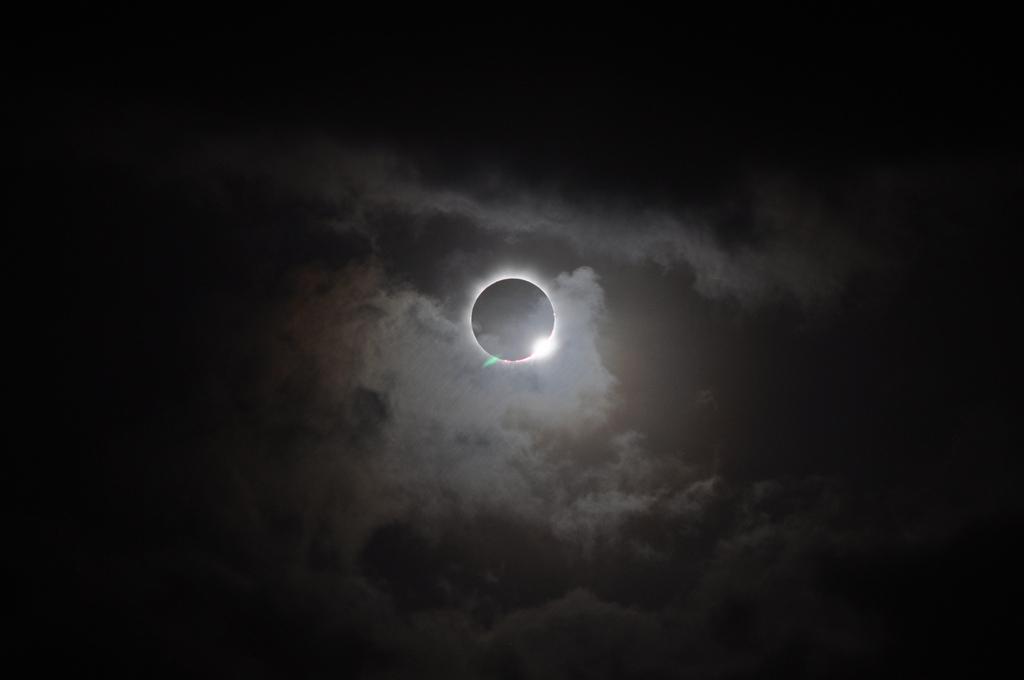 """Det kändes som om jag hade fått insikt i något av demokratins """"mörka materia"""" eller dolda agenda.Photo by NASA Goddard Photo and Video"""