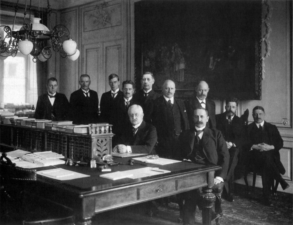 Regeringen Edén 1917-20